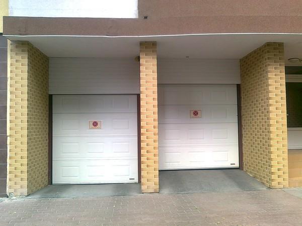 Társasházi garázskapu